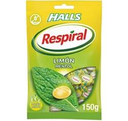 RESPIRAL LIMON MENTOL 1 KG 3X 0 10     DULCIORA