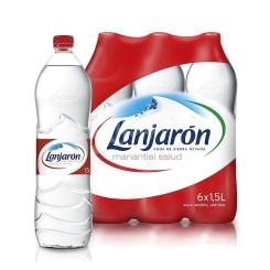 AGUA LANJARON 1 5 L PACK 6 UDS