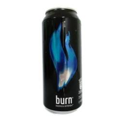 BURN ENERGY ZERO BLUE 12 UDS 500 CL
