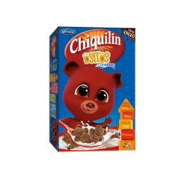 CHIQUILIN OSITOS CHOCO 120 G 1