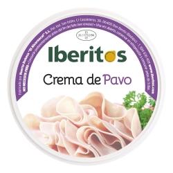 IBERITOS CREMA DE PAVO LATA 250 G