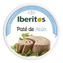 IBERITOS PATE DE ATUN LATA 250 G
