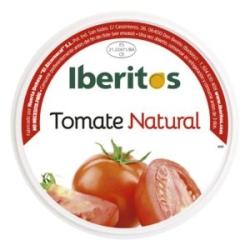 IBERITOS TOMATE NATURAL LATA 250 G