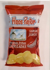 PATATAS JAMON 115 GR 9 UDS 0 75     PINTOR