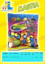 MASTIA FRUTAS 1 KG 0 05