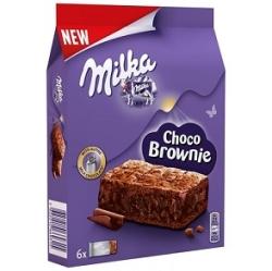 CHOCO BROWNIE MILKA 150 GRS