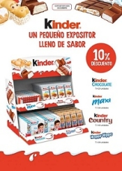 LOTE KINDER KIDS 10 % DESCUENTO