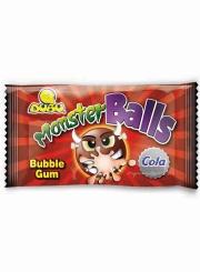 MONSTER BALLS COLA 200 UDS 0 05     FLEER