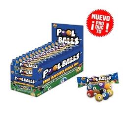 POOL BALLS 50 UDS 0 20