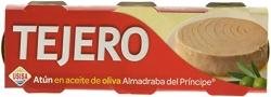 ATUN ACEITE OLIVA PACK 3 TEJERO