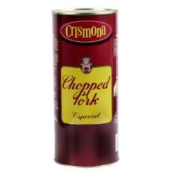 CHOPPED PORK 1750 GRS CRISMONA