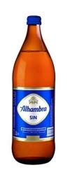 CERVEZA ALHAMBRA SIN ALCOHOL 1 L PACK 6