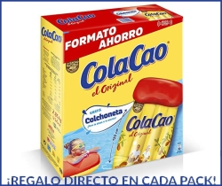 COLA CAO CAJA 4 5KG   COLCHONETA VERANO