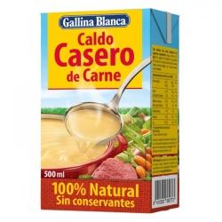 CALDO CARNE 1 L GALLINA BLANCA