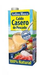 CALDO PESCADO 1 L GALLINA BLANCA