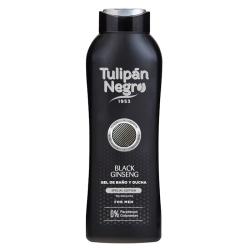 GEL TULIPAN NEGRO 720 ML BLACK MEN