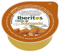 IBERITOS SOBRASADA 45 UDS 25 G PORCIONES
