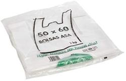 BOLSAS ASAS 50X60 2 KG 70 % RECICLADO