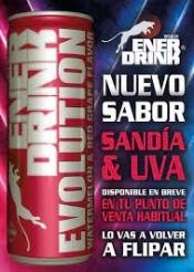 ENERDRINK SANDIA Y UVA 24 UDS 0 60