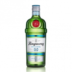 GINEBRA TANQUERAY 0 0 SIN ALCOHOL 70 CL