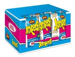 JUMPERS MANTEQUILLA CAJA 18 UDS 0 40