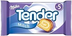 MILKA TENDER 185 GR