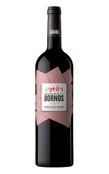 VINO DOMINIO DE BORNOS ROBLE CAJA 6X750 ML  RIBERA
