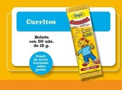 CURRITOS 50 UDS 0 15     ASPIL