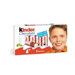 KINDER CHOCOLATE T 8 10 UDS 1 50