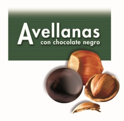 AVELLANA SUIZA CHOCO 1 KG DIVINOS