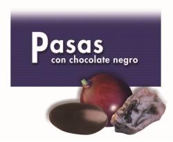PASAS CHOCO 1 KG DIVINOS
