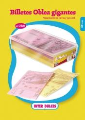 BILLETES OBLEA 150 UDS 0 10