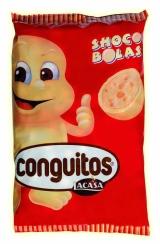SHOCOBOLAS BLANCAS 1 KG 0 05     LACASA