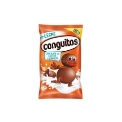 CONGUITOS CHOCO LECHE 24 UDS 0 30