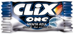 CLIX MENTA AZUL S A 200 UDS 0 05
