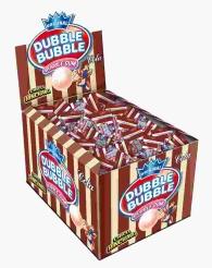 DUBBLE BUBBLE GUM COLA 150 UDS 0 05