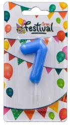 VELA AZUL N �7 GRAN FESTIVAL