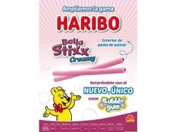 BALLA STIXX CREAMY B GUM 200 UDS 0 05     HARIBO