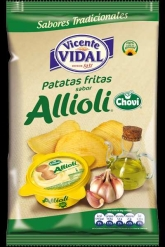 PATATAS ALIOLI 135 GRS VICENTE VIDAL